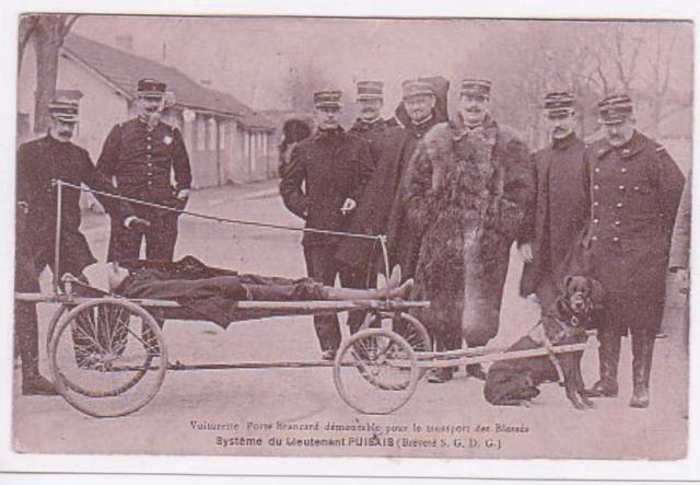 Ambulance Puisais.