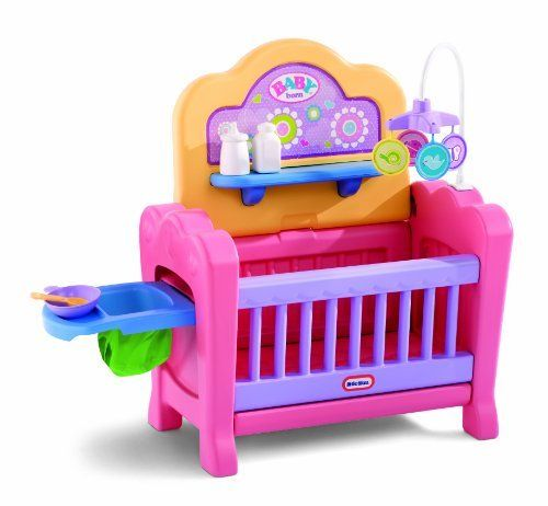 Little Tikes 4 In 1 Baby Born Nursery By Little Tikes Dropship