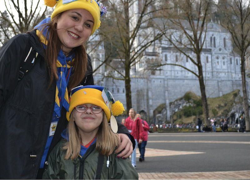 Children return home after life changing HCPT Lourdes pilgrimage - Independent Catholic News