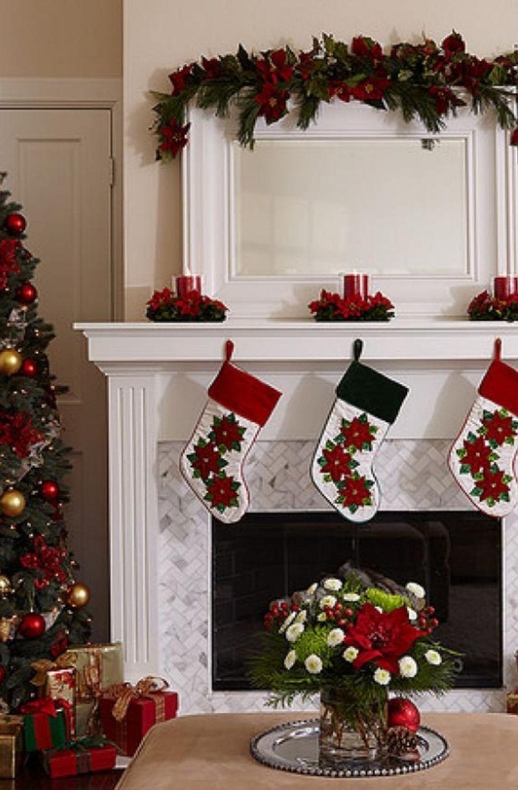 30+ Favorite Mantel Decoration Ideas For Winter ...
