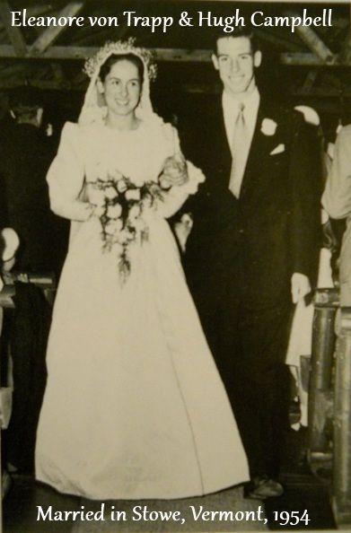 A Von Trapp Family Wedding Edelweiss Patterns Blog Wedding Dresses Videos Preloved Wedding Dresses Wedding Dresses