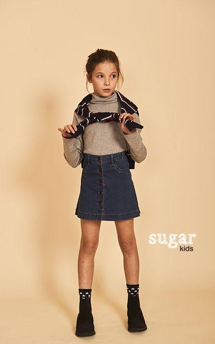 f5e6db1a0e Naiara from Sugar Kids for TELVA. Ropa Para Niñas