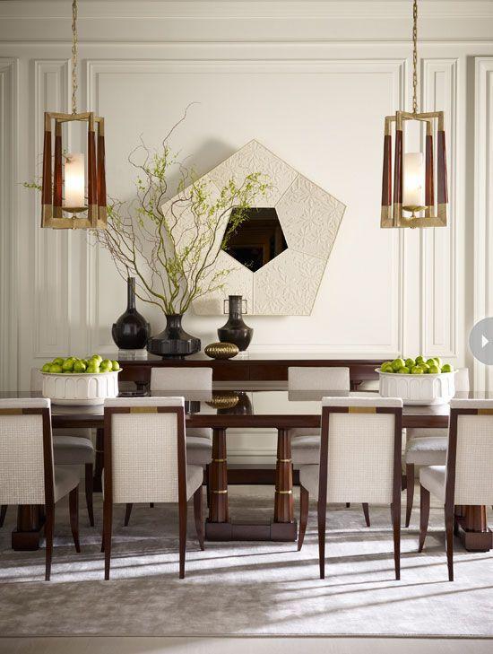 Superb Thomas Pheasant Dining Room 4. Decor IdeasDecorating ... Home Design Ideas