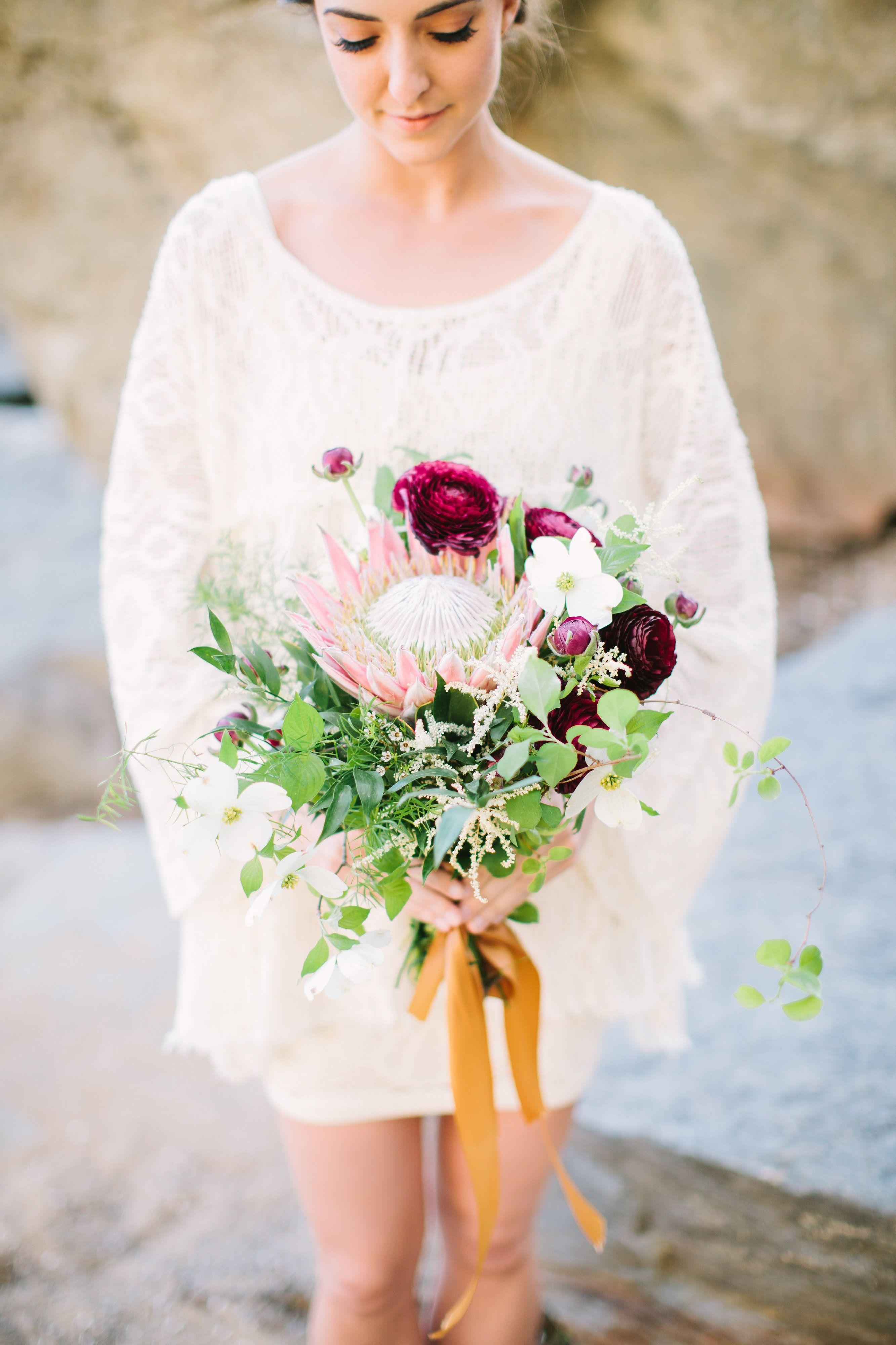 Bohemian floral wedding inspiration wedding flowers u boutonnières