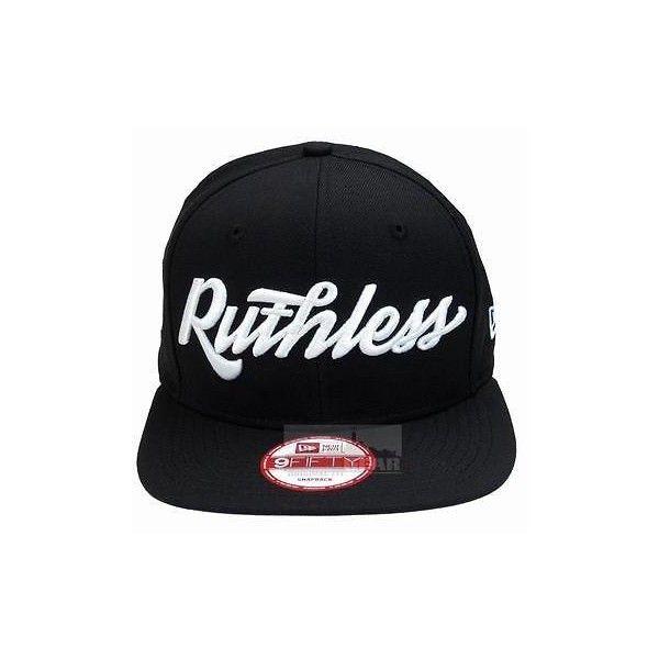ccd03826691 New Era Ruthless Eazy E Nwa 9fifty Script Custom Snapback Hat Cap... ❤