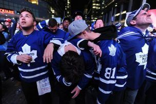Overcoming the agony of defeat after the Leafs lose to Boston in the NHL playoffs - how it relates to employee morale
