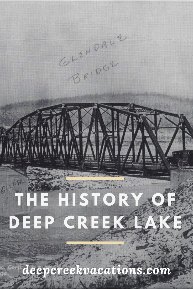 Find Out About The History Of Deep Creek Lake In Western Maryland