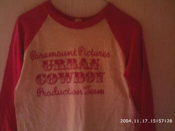 be62f67b T-Shirt from The Movie Urban Cowboy | URBAN COWBOY | Urban cowboy ...