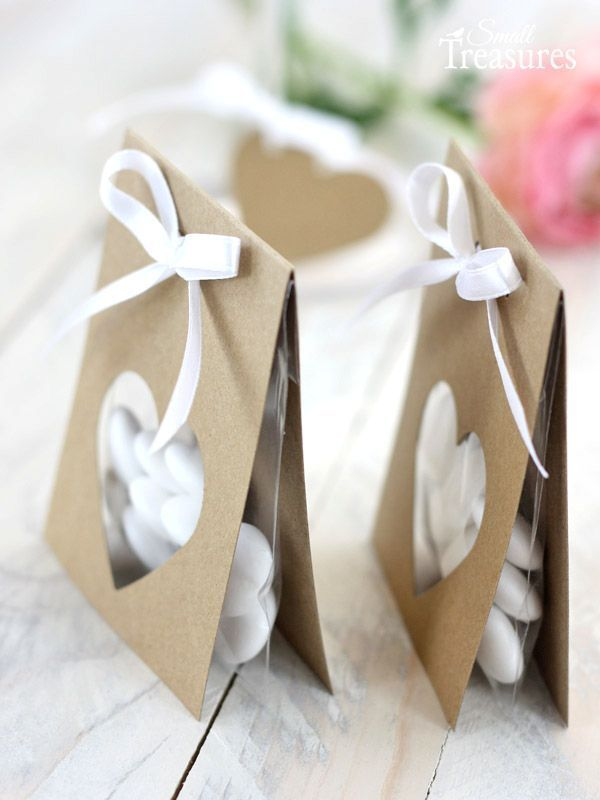 Heute habe ich eine Bastelidee, um Ihren Gästen ein sehr einfaches Paket anzubieten … # Heute habe ich eine Bastelidee, um … – Nurdan – Diy