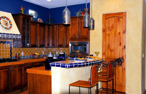 Mexican Kitchen Design Elements When Creating Mexican