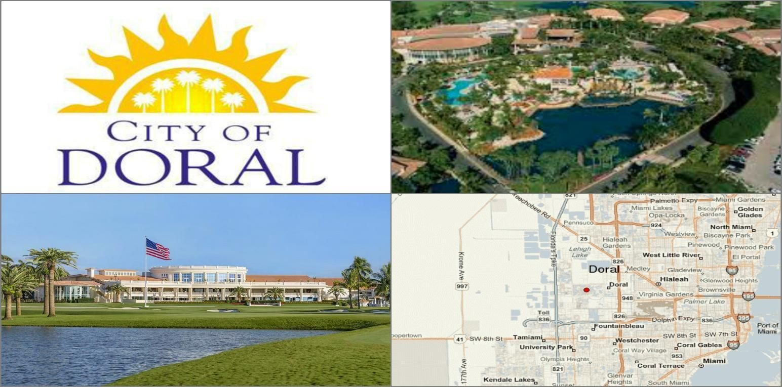 Downtown Doral Collage 5300 Paseo