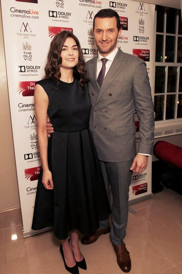Who is richard armitage dating 2012