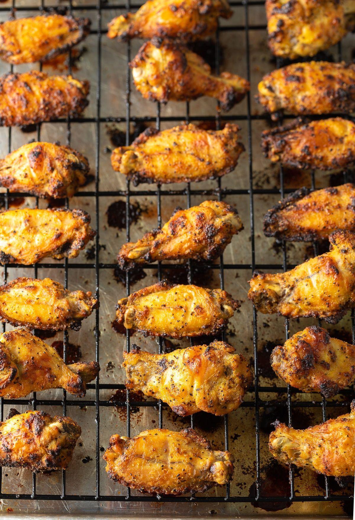 Best lemon pepper chicken wings recipe aspicyperspective