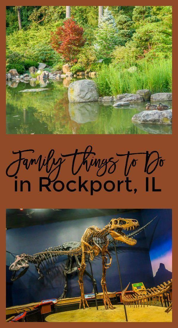 Things to Do in Rockford, IL Located about 90 minutes