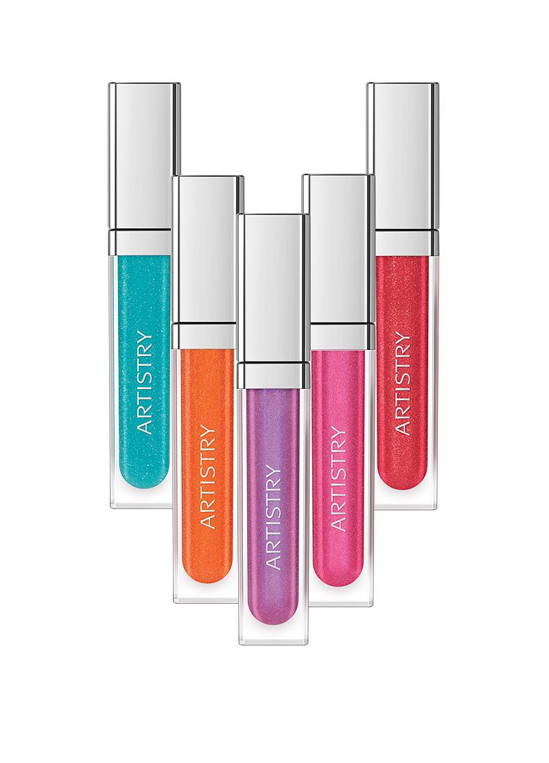 Artistry Limited Edition Light Up Lip Gloss Bundle Awesome