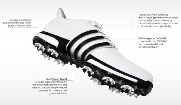 28++ Adidas golf boost boa information