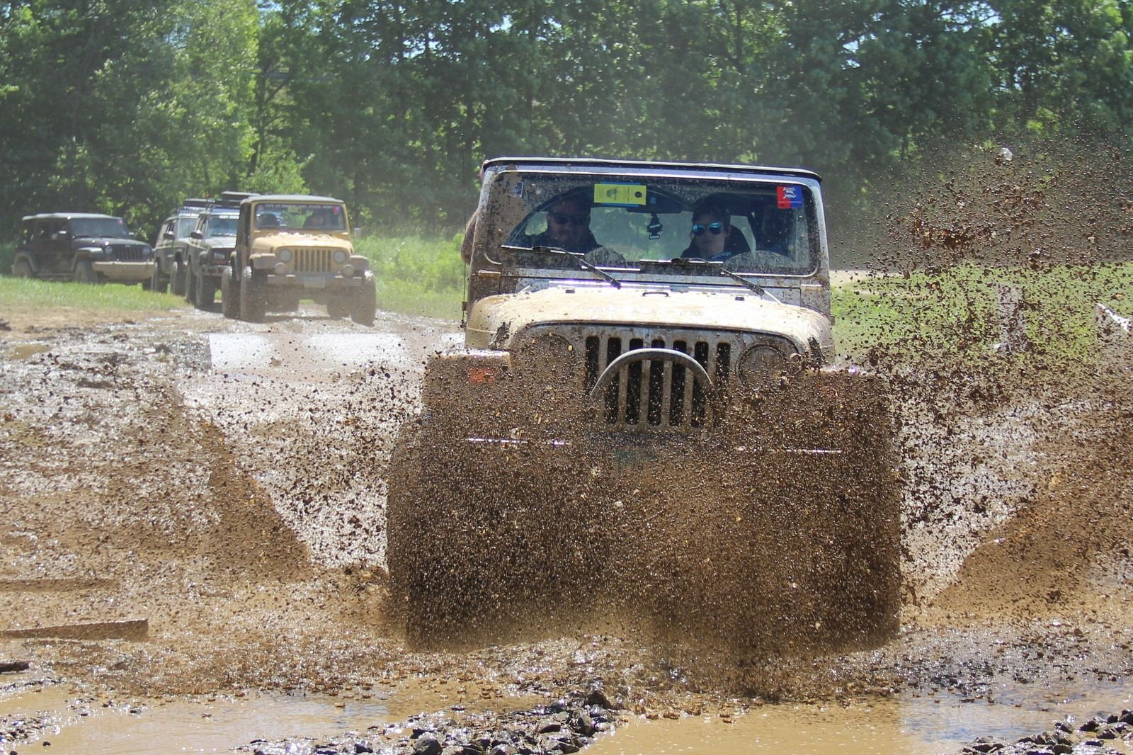 Get Ready For The Invasion Of Jeeps Bantam Jeep Heritage Festival June 7 9 2019 Monster Trucks Jeep Bantam