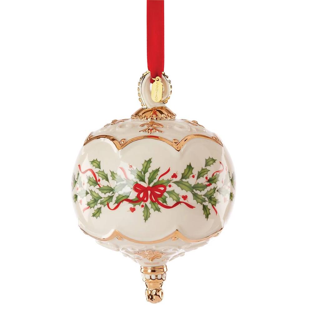 Ornament New Arrivals Lenox Corporation Lenox Christmas Ornaments Christmas Ornaments Beautiful Christmas Decorations