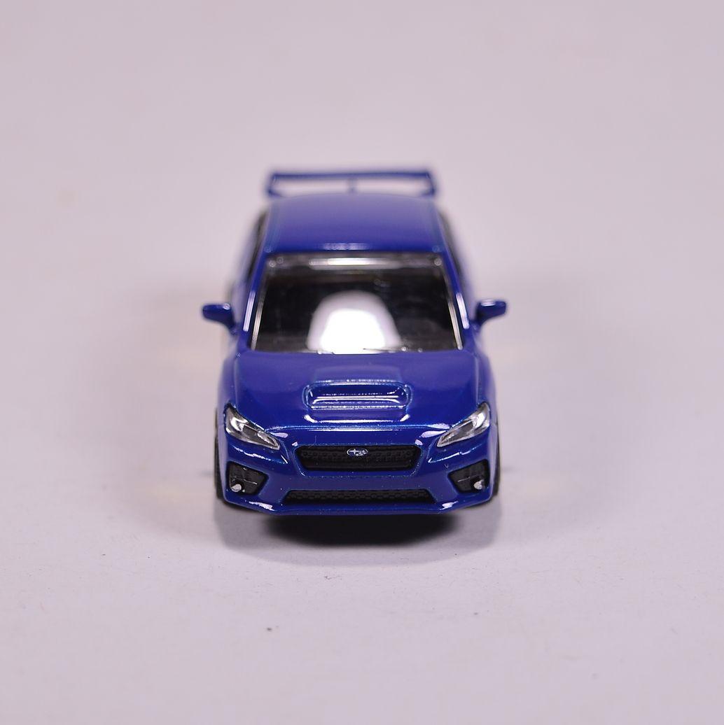 Diecast Majorette Premium Cars Subaru Wrx Sti