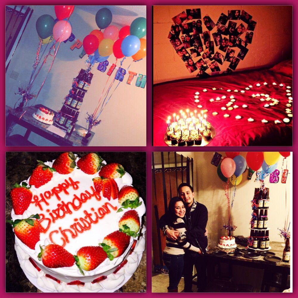 Birthday, Boyfriend Gifts, 21st Birthday