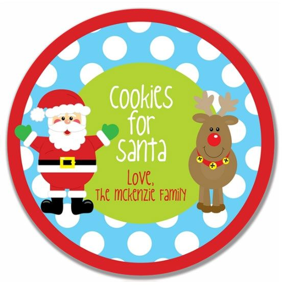 Just ordered this cookie plate from ShopHollyDays.com!