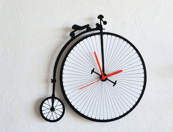 20 Truly Unique Clocks You Want On Your Wall | Clocks, Unique clocks ...