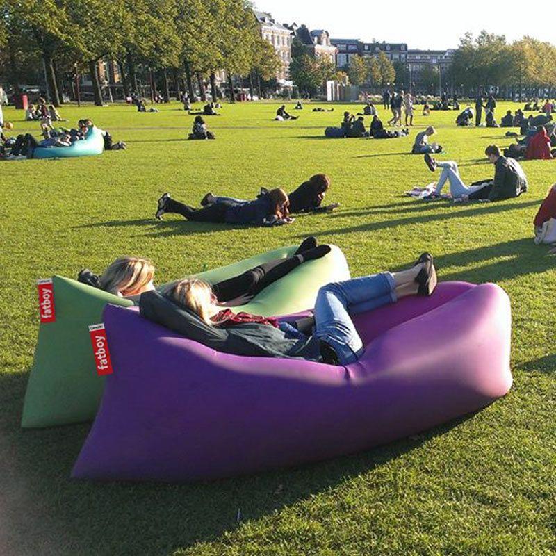 Fatboy Air Sofa: Fatboy's Lamzac™ Original Inflatable Lounge Chair