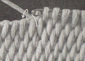 Handarbeitswelt | Bastelfrau ® #crochetstitches
