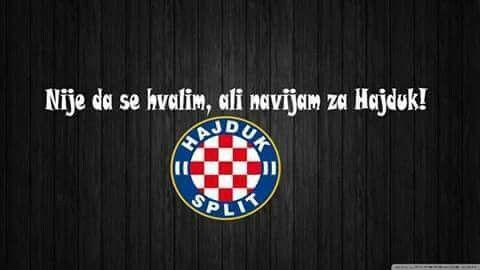 Pin By Andreja Simek On Hajduk Hnk Hajduk Split Chicago Cubs Logo Splits