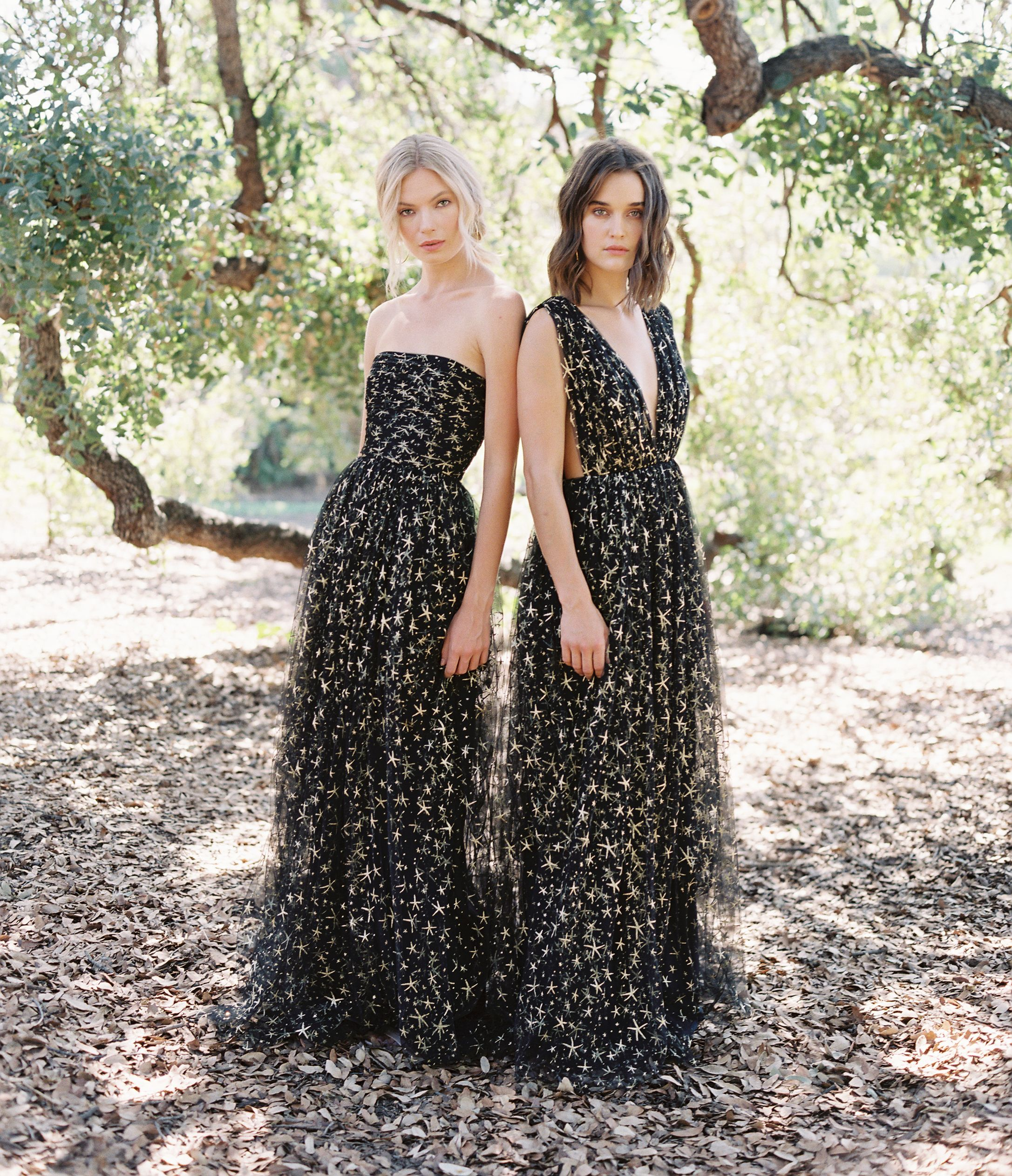 We Re Seeing Stars With These Glittering New Joanna August Star Tulle Bridesmaid Dresses Avail Black Bridesmaid Dresses Bridesmaid Gown Tulle Bridesmaid Dress [ 2523 x 2173 Pixel ]