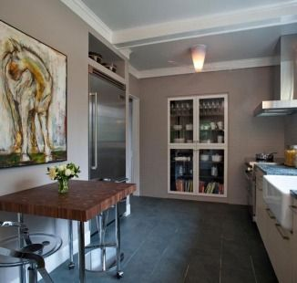 tips desain dapur kecil mungil minimalis sederhana