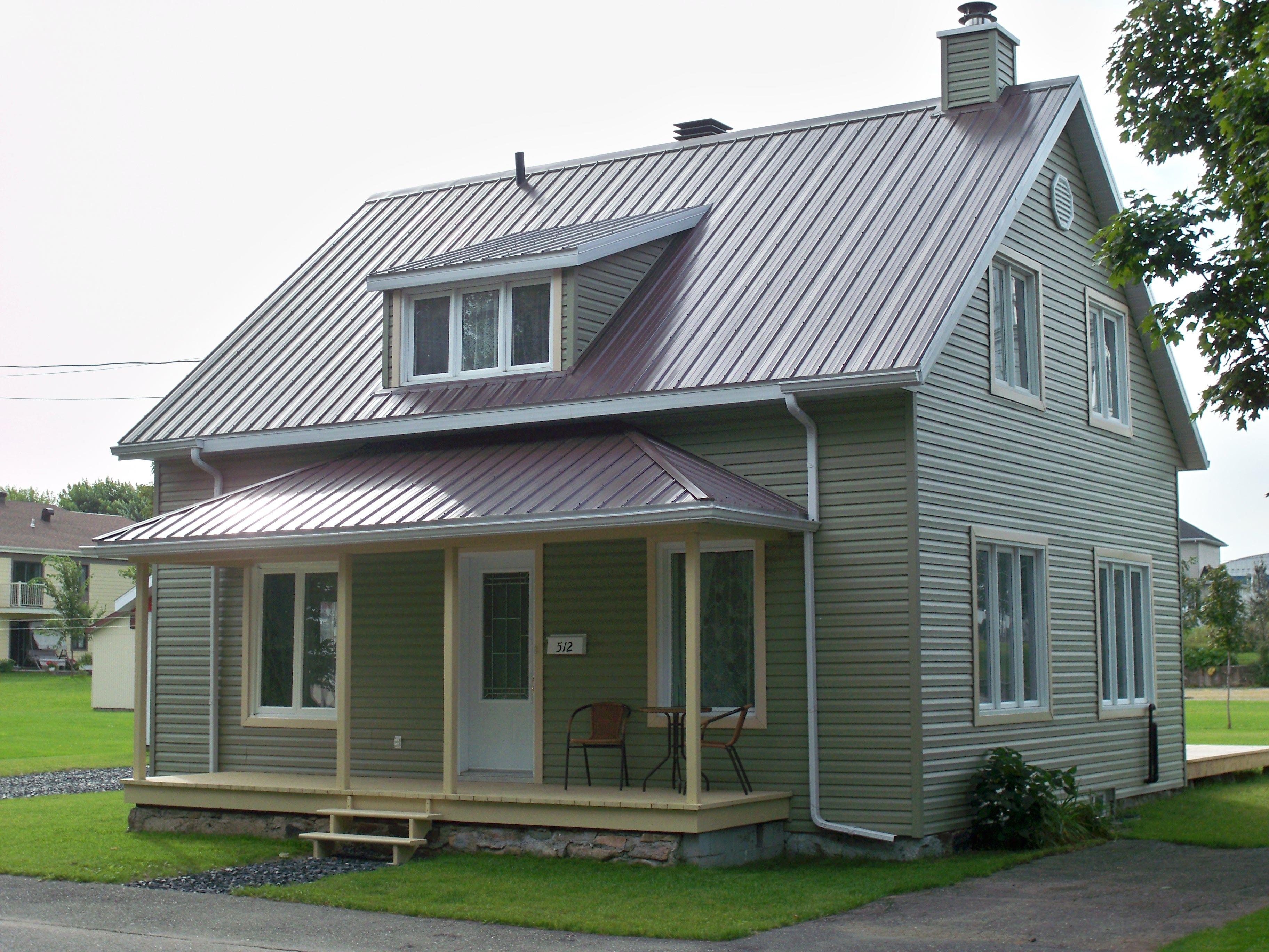 Metal roofing, steel roofing. Visit http//www