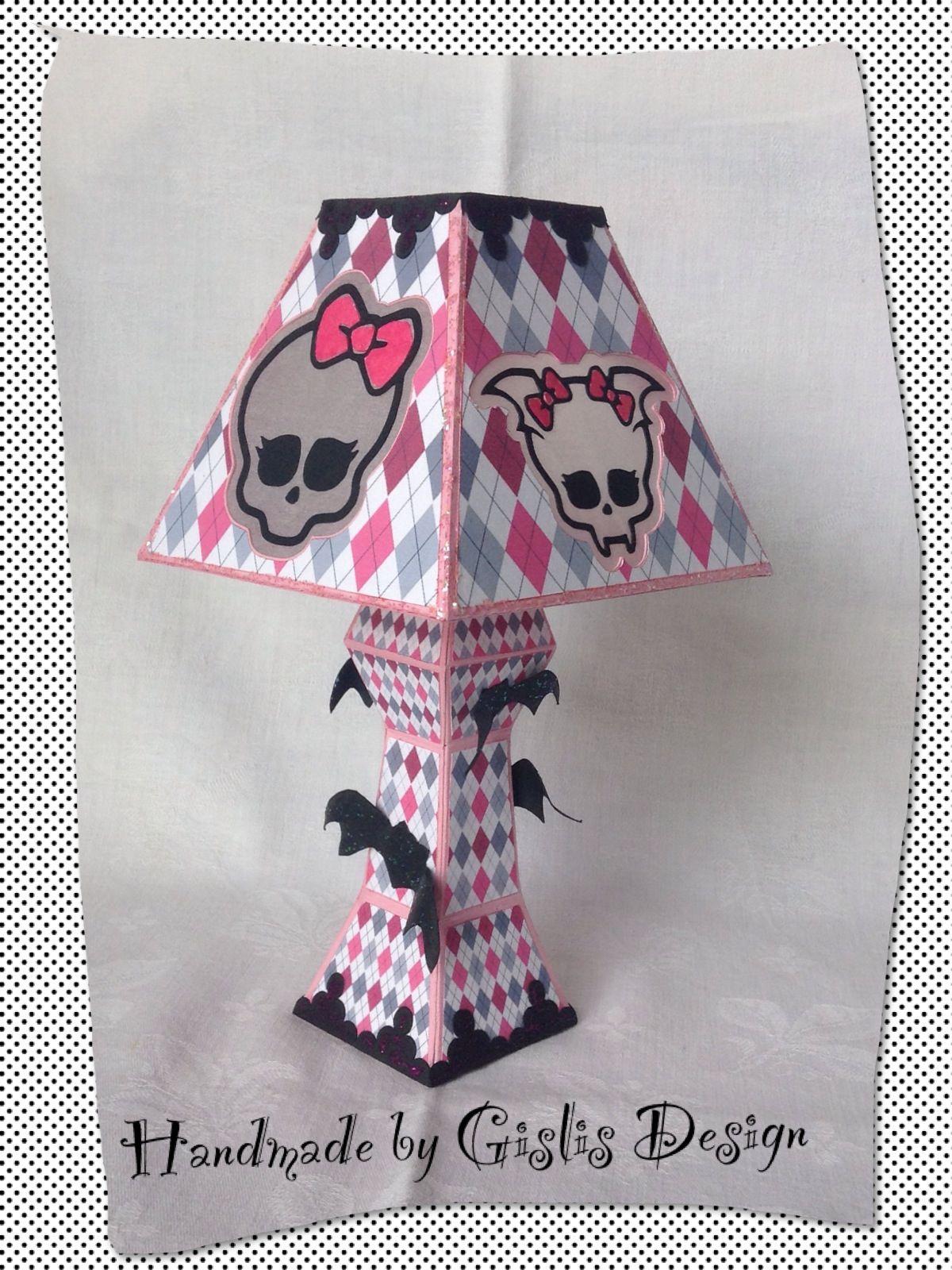 Monster High - Lampe für meine Tochter. Sie ist 6 und ein großer Fan!