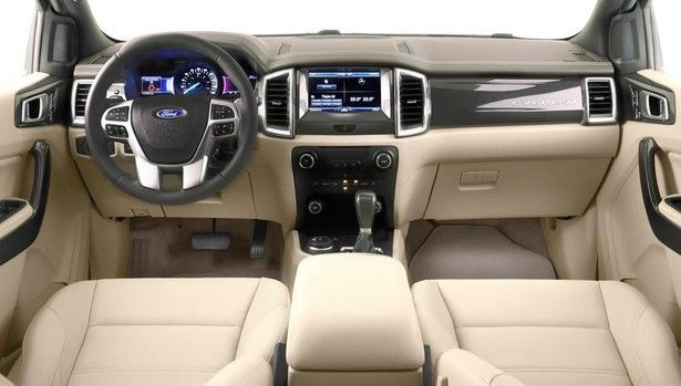2016 Ford Everest Redesign Price And Specs Ford Bronco 2019