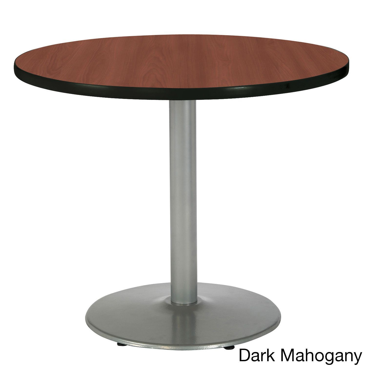 Inch Round Pedestal Table Round Silver Base Products - 42 inch round office table