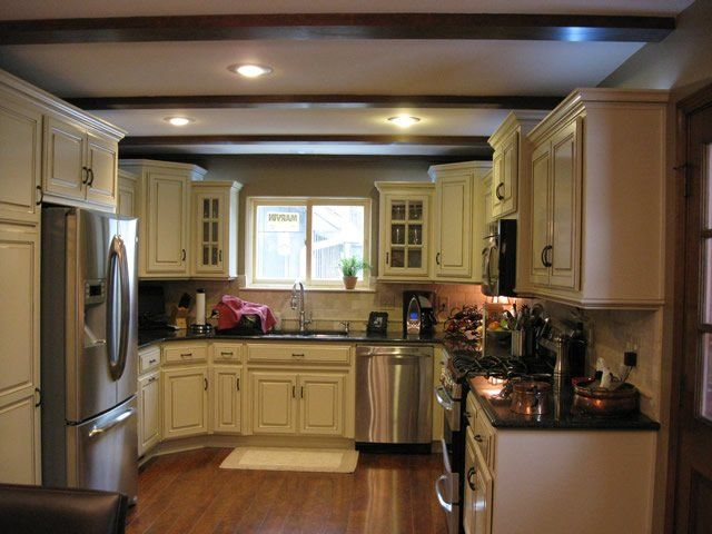 Kitchen Remodel Cabinets Granite Countertops Flooring Appliances Marvin Window Paint By T Kitchen Remodel Design Kitchen Cabinet Remodel Kitchen Remodel