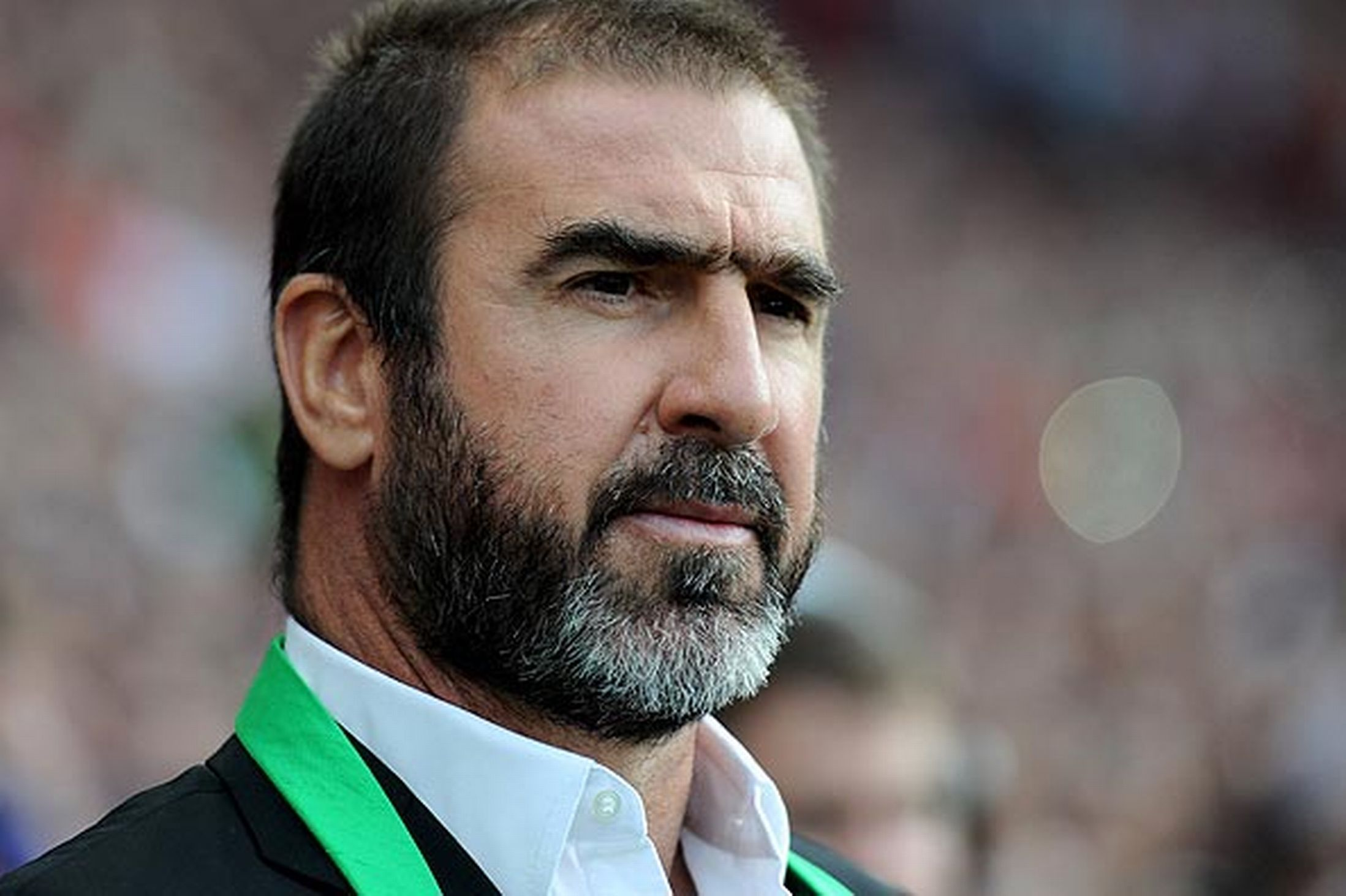 United Legend Cantona Arrested and Cautioned In London
