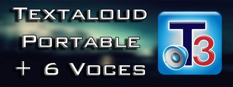 Textaloud Portable 6 Voces En Espanol Mg Mf Skeyzer X La Voz Reproductor De Audio Espanol