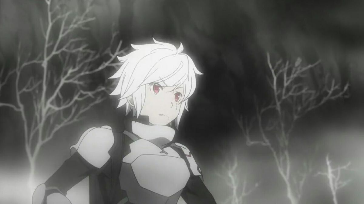 Bell Cranel #Danmachi #Crunchyroll #anime | Is It Wrong To Try To