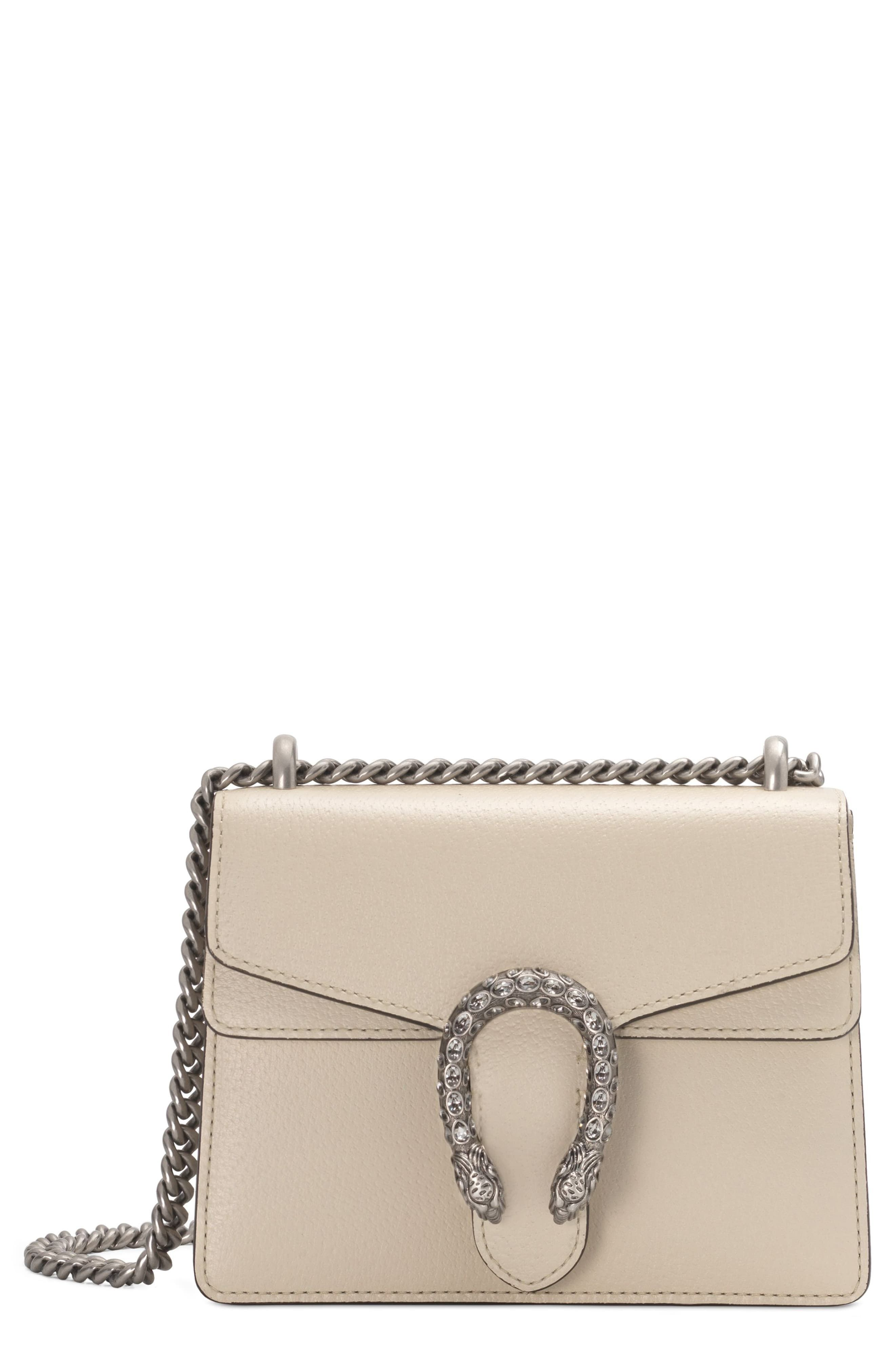 c76945ece Gucci Mini Dionysus Leather Shoulder Bag in 2019 | Products ...