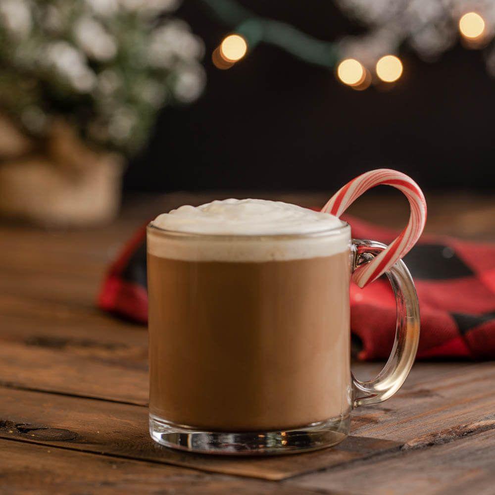 Peppermint Mocha Recipe Peppermint mocha, Coffee