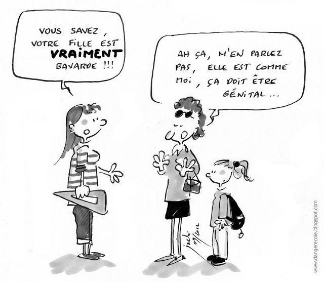 Danger cole r union parents pinterest danger cole - Dessin de prof ...