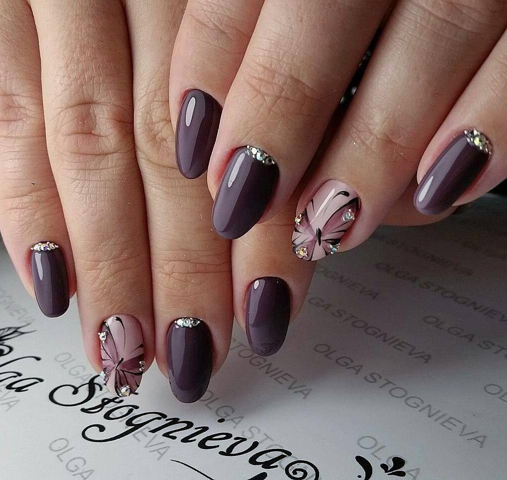 Маникюр GIF | Дизайн ногтей | nar | Дизайн ногтей, Ногти и ...
