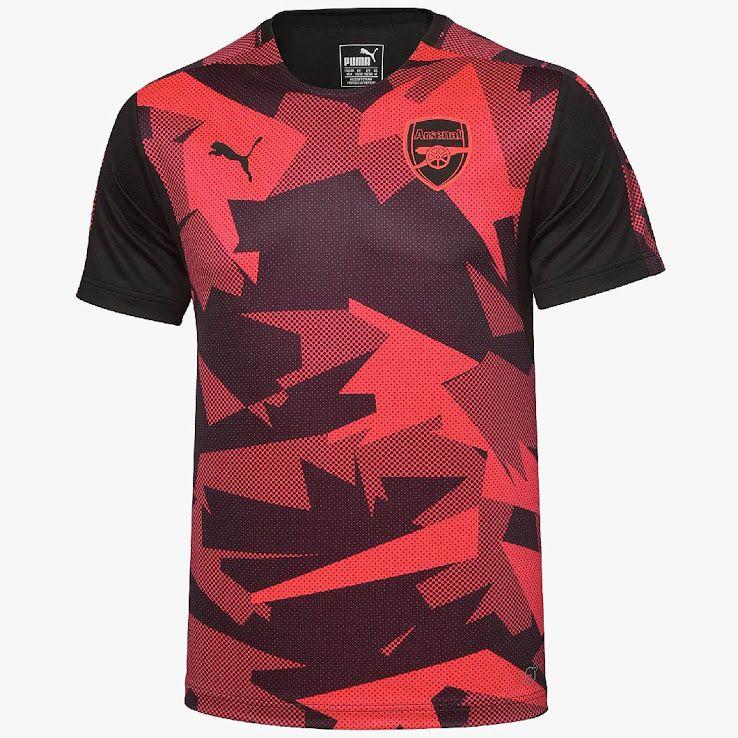 Pin On Arsenal S 2017 18 Kit