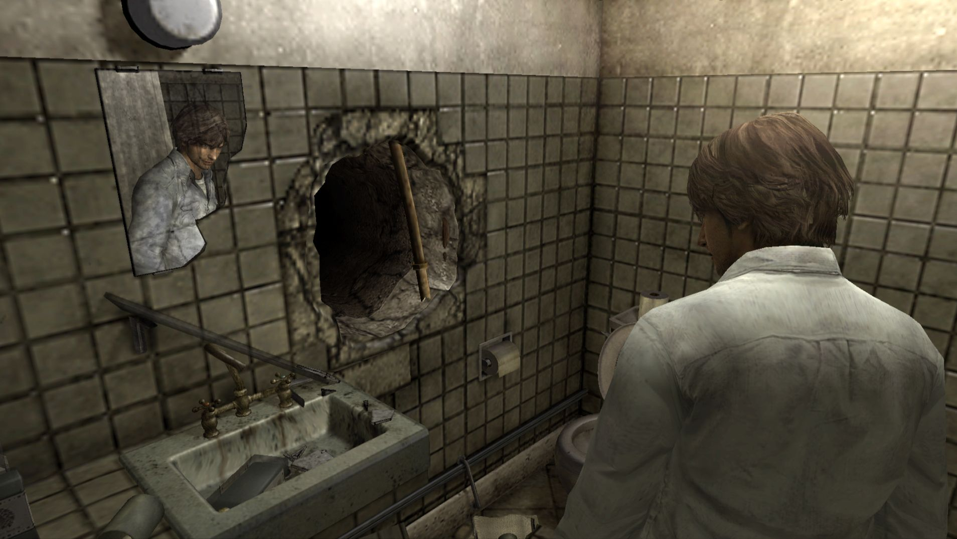 Silent Hill 4 The Room Wiki Your Special Place