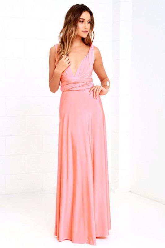 397b5856d2 Stylish Open Back Women Long Maxi Dress