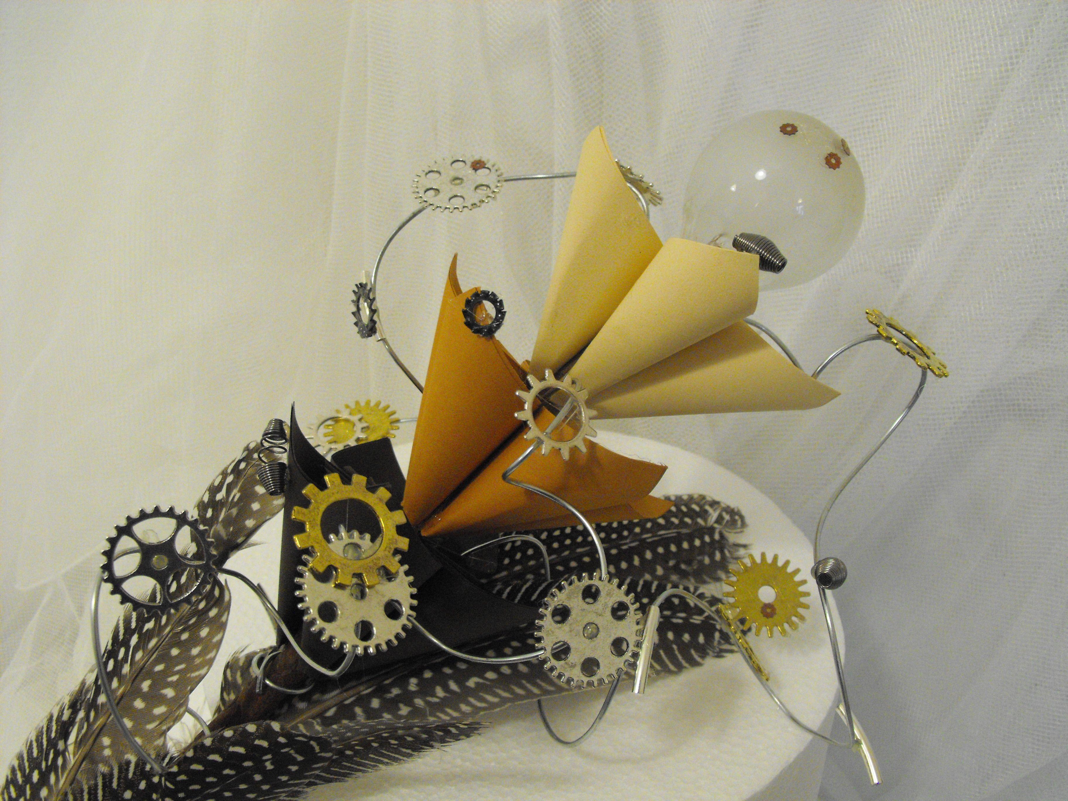 Bouquet Steampunk