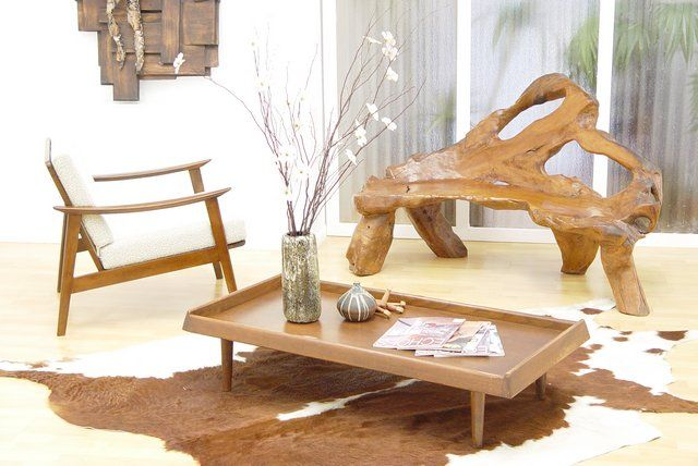 Danish Modern Organic Furniture.... Without The Dead Animal Decor!
