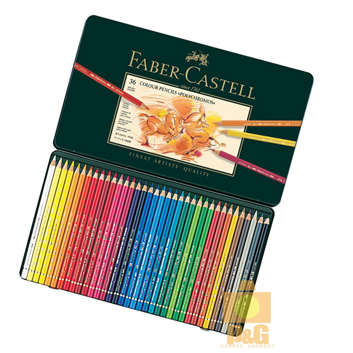 Details About New Faber Castell Colour Artists Quality Pencils