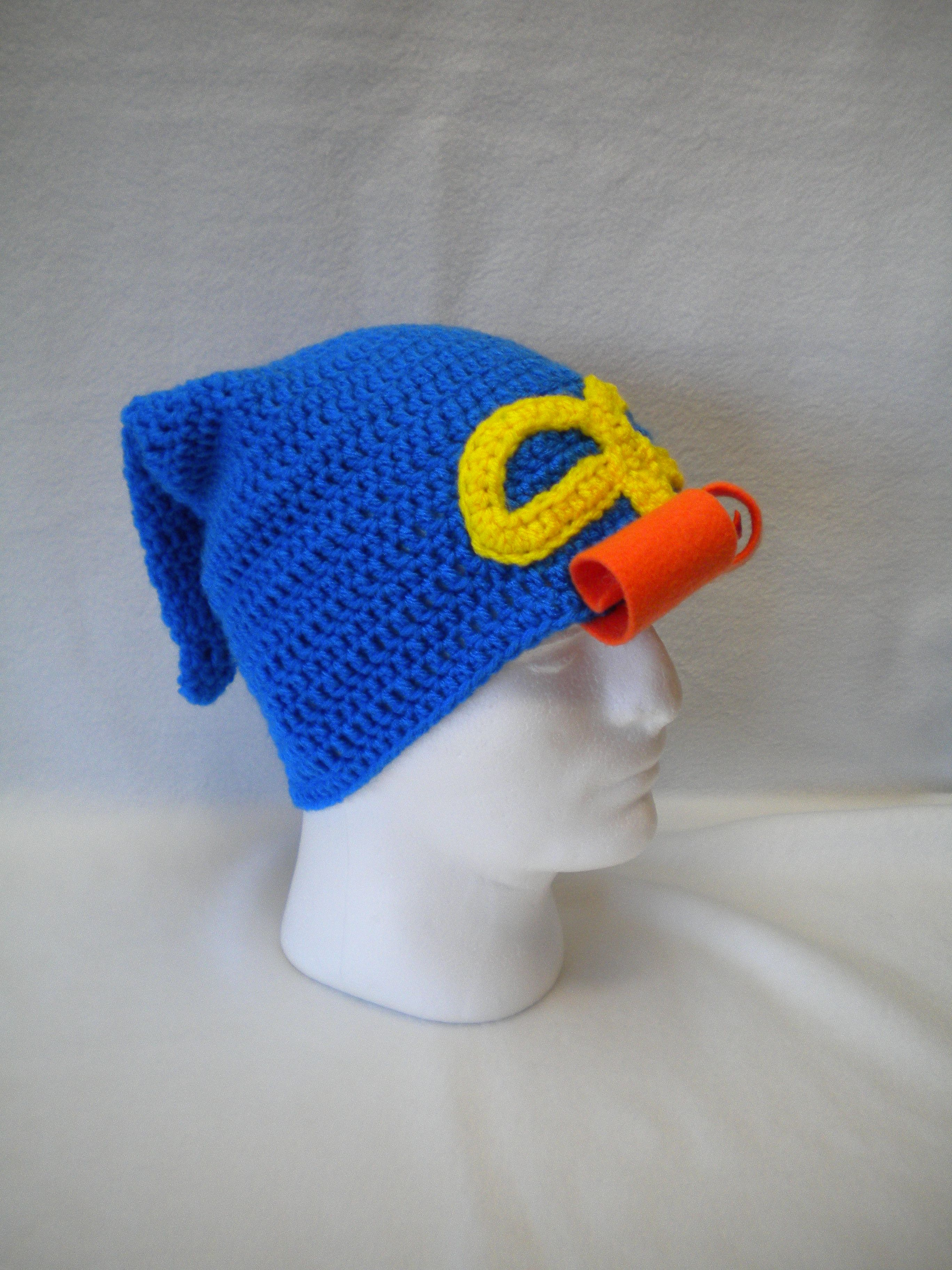 Geno Hat- Inspire from Super Mario RPG: Legend of the Seven